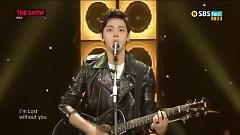 My Serenade (140902 The Show) - Jace
