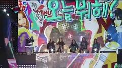 Video Whatcha Doin' Today (140918 Incheon Concert) - 4MINUTE