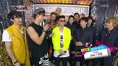 Video Interview (141004 Music Core Incheon Special) - 2PM , TEEN TOP