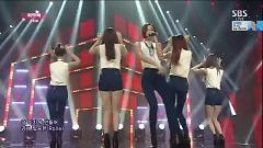 Video Up And Down (140921 Inkigayo) - Exid