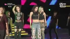 Video Sugar Free (141014 Super Concert) - T-ARA