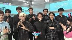 Comeback Interview (141026 Inkigayo) - Super Junior