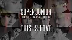 Evanesce & This Is Love (141026 Inkigayo) - Super Junior