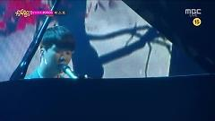 When Would It Be (141101 Music Core) - Yoon Hyun Sang  ft.  IU
