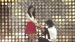 The Red Shoes (141102 Music Bank In Mexico) - IU