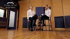 Video The Girl Who Wants To Play (131129 A Song For You) - Trouble Maker