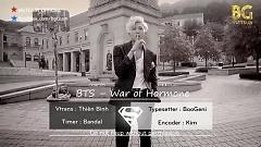 Video War Of Hormone (Vietsub) - BTS (Bangtan Boys)