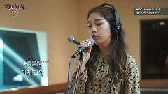 Stop (141028 MBC Kpop) - Baek Ah Yeon