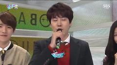 Interview (141116 Inkigayo) - Kyu Hyun