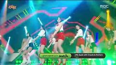 Video Little Apple (141129 Music Core) - T-ARA
