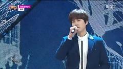 At Gwanghwamun (141213 Music Core) - Kyu Hyun
