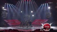Video Danger (141214 Korea-China Music Festival 2014) - BTS (Bangtan Boys)