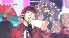 Wonder Winter Land & 200% ( 2014 SBS Gayo Daejun) - Akdong Musician