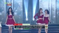 Video Diamond (141219 Music Bank) - Girls' Generation-TTS