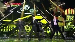 Video The Real One (141220 Music Core) - Boys Republic