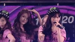 Video Mr.Taxi (Japan 3rd Tour Love Peace) - SNSD