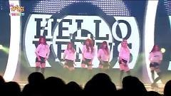 Wiggle Wiggle (150103 Music Core) - HELLOVENUS