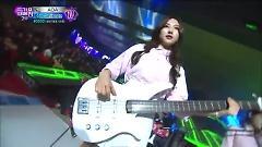 Video Mini Skirt + Like A Cat (2014 MBC Music Awards) - AOA
