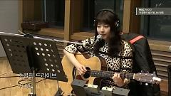 Chocolate Drive (150213 MBC Radio) - JUNIEL