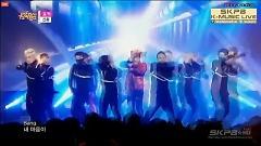 Sniper (150228 Music Core) - Shinhwa