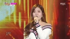 Cry Again (150131 Music Core) - Davichi