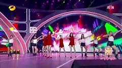 Little Apple & Bo Peep Bo Peep (150219 Chinese New Year 2015) - T-ARA