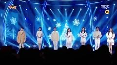 Don't Forget Me (150214 Music Core) - T-ARA  ft.  SPEED  ft.  THE SEEYA