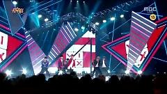 Love Equation (150307 Music Core) - VIXX