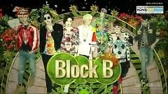 Video H.E.R (Music Bank In Ha Noi 2015) - Block B