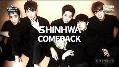 Alright (150226 M! Countdown) - Shinhwa