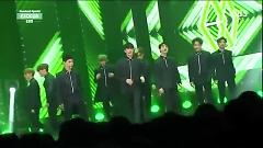 Video Exodus (150405 Inkigayo) - EXO