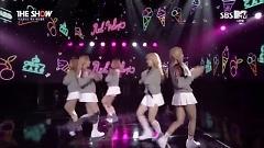 Video Ice Cream Cake (150331 The Show) - Red Velvet