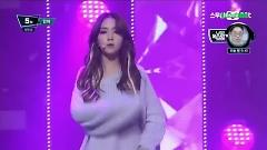 Video I Am A Woman Too (150402 M! Countdown) - Minah