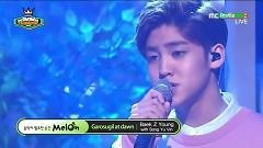 Garosugil At Dawn (150408 Show Champion) - Baek Ji Young