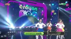 FM (150411 Music Core) - Crayon Pop