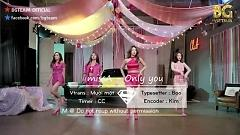 Video Only You (Dance Ver.) (Vietsub) - Miss A