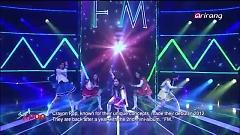 FM (Ep 159 Simply Kpop) - Crayon Pop