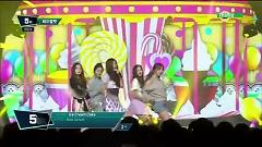 Video Ice Cream Cake (150430 M! Countdown) - Red Velvet