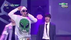 HER (150423 Mnet KCON) - Block B