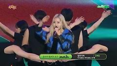 Love Game (150516 Music Core) - Lim Kim