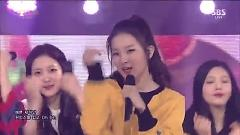 Video Ice Cream Cake (150503 Inkigayo) - Red Velvet