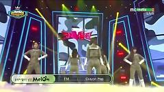 FM (150422 Show Champion) - Crayon Pop