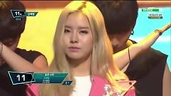 Love Game (150514 M! Countdown) - Lim Kim
