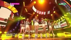 Ah Yeah (150523 Music Core) - Exid