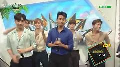 Backstage Interview (150619 Music Bank) - 2PM