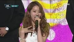 #LoveMe (150625 M! Countdown) - Melody Day