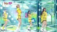 Video Heart Attack (150627 Music Core) - AOA