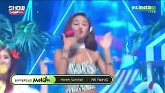 Honey Summer (150708 Show Champion) - NS Yoon Ji