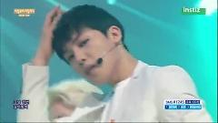 Ah Ah (150705 Inkigayo) - TEEN TOP