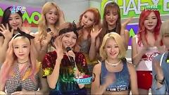 Interview (150712 Inkigayo) - SNSD